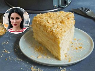 Тина Канделаки поделилась рецептом фирменного торта «Наполеон»
