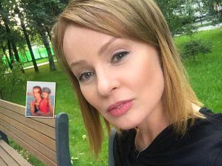 Как же они похожи: Жанна Эппле показала снимок с 1,5-годовалым внуком Северином