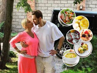 Диета для всей семьи: Лера Кудрявцева поделилась своим рационом питания и мужа