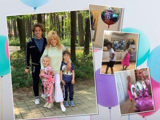 За роялем мама: как дети Аллы Пугачевой и Максима Галкина отметили свой 6-й день рождения