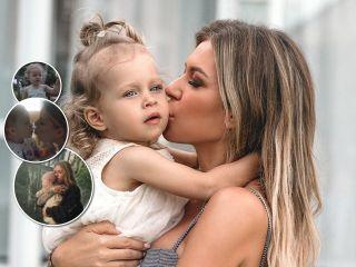 Рита Дакота записала трогательное видео в честь дня рождения дочки