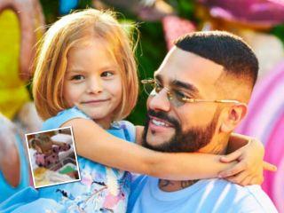 Это любовь: дочь Тимати познакомилась с младшим братиком