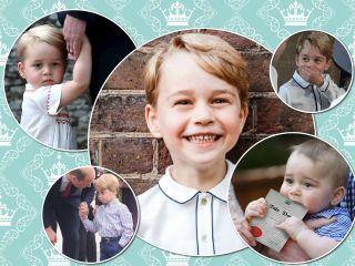 Статус обязывает: 20 правил, которые приходится соблюдать юному принцу Джорджу