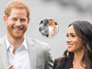 Как близнецы: сын принца Гарри и Меган Маркл оказался копией своего двоюродного деда