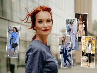 Как одеться на работу: дизайнер Таша Строгая показала 7 стильных вариантов
