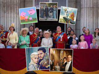 Включи телевизор: какие шоу, сериалы и мультфильмы смотрят Кейт Миддлтон, принц Уильям и другие члены королевской семьи
