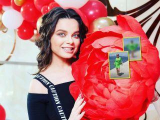 Женщина-скат: Наташа Королева сразила поклонников необычным платьем