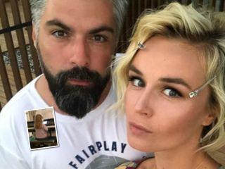 Ещё один музыкант растёт: супруг Полины Гагариной поделился редким видео с участием 2-летней дочки