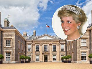 Замок принцессы: брат леди Дианы демонстрирует, как она жила до свадьбы с принцем Чарльзом