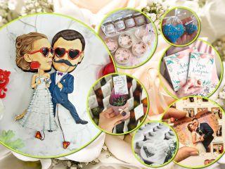 Что подарить гостям на свадьбе: самые интересные идеи