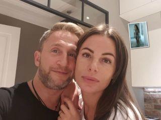 Жена Оскара Кучеры похвасталась шикарной фигурой через 1,5 месяца после родов