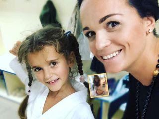 Хозяюшка: младшая дочь Славы радует ее кулинарными талантами