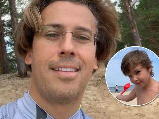Как прятаться от папарацци: лайфхак от 5-летнего сына Максима Галкина