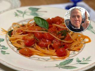 Проще не бывает: ресторатор Аркадий Новиков поделился рецептом пасты с помидорами черри