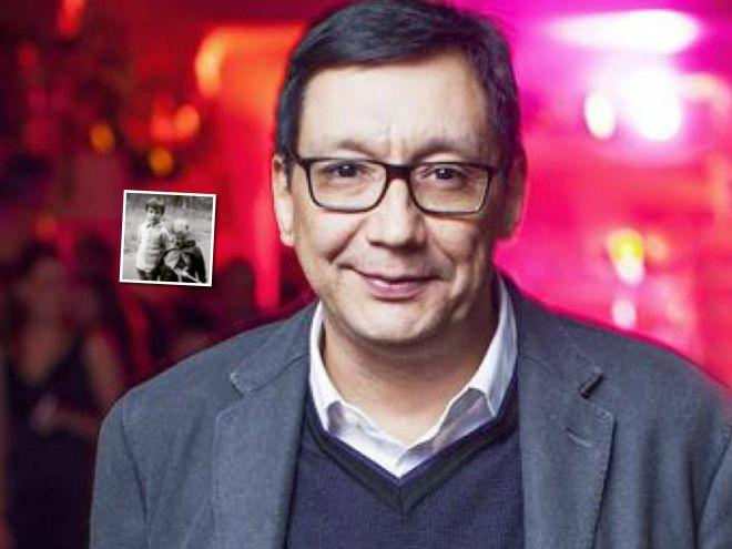 Два сорванца: Егор Кончаловский поделился детским снимком с братом Степаном Михалковым