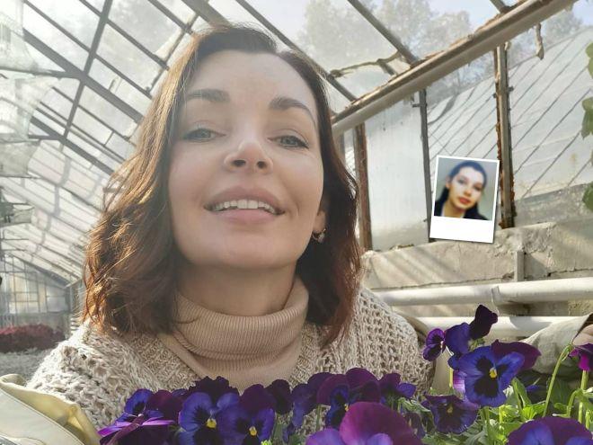 Ничуть не изменилась: Наталия Антонова поделилась фотографией, на которой ей 19 лет